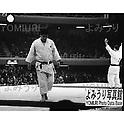 October 23th, 1964 : Tokyo, Japan - Judo : Tadao Kaminaga (JPN)  performing at the 1964 Tokyo Olympics at the Nippon Budokan in Tokyo. (Photo by Kazumi Maruyama)