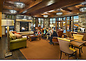 Golf Course and Golf Clubhouses and Lobbies