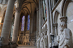 Rouen Cathedral Church in Normandy, France