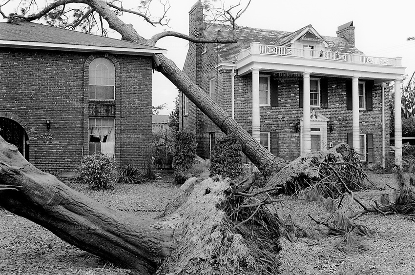 Aftermath of Hurricane Katrina | Didier Ruef | Photography