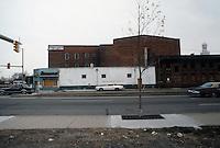 1986 February ..Rehabilitation.Attucks Theatre.Church Street..SOUTH WALL.EXTERIOR...NEG#.NRHA#..