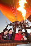 20110528 May 28 Gold Coast Hot Air ballooning
