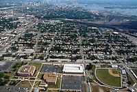 1992 May 25..Conservation.Lamberts Point...Looking South.ODU at bottom...NEG#.NRHA#..CONSERV: Lambert1 1:14