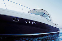 A Sea Ray yacht  in Ixtapa Zihuatanejo,  Mexico 5-19-05