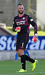 St Johnstone FC&hellip; Season 2016-17<br />Alan Mannus<br />Picture by Graeme Hart.<br />Copyright Perthshire Picture Agency<br />Tel: 01738 623350  Mobile: 07990 594431