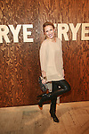 Shantel VanSanten Attends The Frye Company Flagship Opening Celebration at the Cunard Building, NY 9/9/11