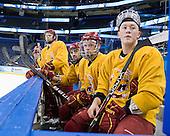 120404-PARTIAL-Frozen Four Practices (Ferris State, Union, Minnesota, Boston College)