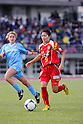 Nahomi Kawasumi (Leonessa), .MARCH 24, 2012 - Football / Soccer : .Pre-season match between INAC Kobe Leonessa and Sky Blue FC at Okinawa Comprehensive Athletic Park in okinawa, Japan. (Photo by AFLO)