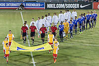 2015 Nike Friendlies USMNT U-17 vs England, December 2, 2015