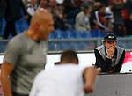 Paolo Sorrentino allo stadio Olimpico