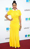 LOS ANGELES, CA, USA - MARCH 29: Tracee Ellis Ross at the MOCA's 35th Anniversary Gala Presented By Louis Vuitton held at The Geffen Contemporary at MOCA on March 29, 2014 in Los Angeles, California, United States. (Photo by Celebrity Monitor)