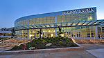 Von Braun Civic Center  - Propst Arena.  Bob Gathany Photographer