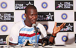 Cricket - West Indies Press Conference 13th Nov 2013