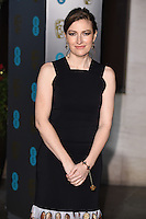 Kelly MacDonald at the 2017 EE British Academy Film Awards (BAFTA) After-Party held at the Grosvenor House Hotel, London, UK. <br /> 12 February  2017<br /> Picture: Steve Vas/Featureflash/SilverHub 0208 004 5359 sales@silverhubmedia.com