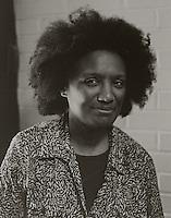 Harryette Mullen, 2011.  Poet.