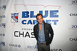Actor William Emerson &quot;Will&quot; Arnett Attends NEW YORK Rangers ROLL OUT THE<br /> &ldquo;BLUE CARPET PRESENTED by Chase&rdquo; <br /> FOR GAME THREE AGAINST WASHINGTON at Madison Square Garden, NY