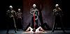 English National Ballet <br /> Triple Bill at Sadler's Wells, London, Great Britain <br /> 12th April 2016 <br /> world premier rehearsal <br /> <br /> <br /> Broken Wings<br /> choreography by Annabelle Lopez Ochoa<br /> <br /> Tamara Rojo as Frida Khalo<br /> <br /> <br /> <br /> Photograph by Elliott Franks <br /> Image licensed to Elliott Franks Photography Services