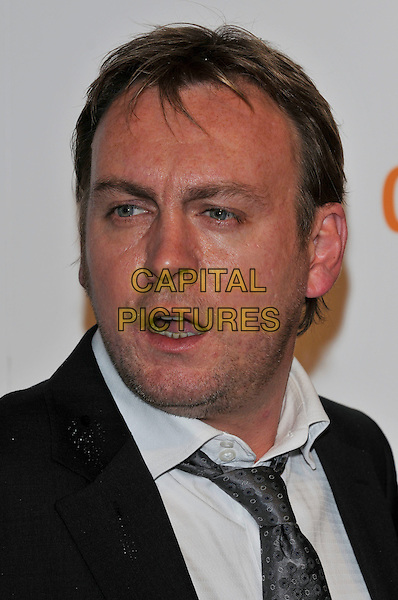 PHILIP GLENISTER.Inside Arrivals at the Glamour Women of the Year Awards 2008 held at Berkeley Square Gardens, London, England,.3rd June 2008.portrait headshot tie mouth open funny.CAP/PL.©Phil Loftus/Capital Pictures
