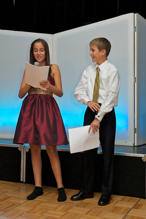 Sister and brother B'Nai Mitzvah