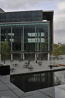 BILL & MELINDA GATES FOUNDATION CAMPUS, designed by NBBJ architects, Seattle, Washington, USA
