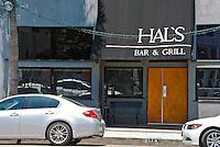 Hal's Bar & Grill, Abbot Kinney Blvd, Venice, CA