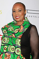 PACIFIC PALISADES, CA - JULY16: Santita Jackson at the 18th Annual DesignCare Gala on July 16, 2016 in Pacific Palisades, California. Credit: David Edwards/MediaPunch