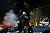 DISTURBED - vocalist David Draiman - performing live at the O2 Arena in London UK - 22 Jan 2017.  Photo credit: Zaine Lewis/IconicPix