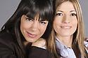 Olga València i Vanessa Petit