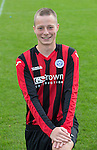 Rhys Evans, St Johnstone FC...Season 2014-2015<br /> Picture by Graeme Hart.<br /> Copyright Perthshire Picture Agency<br /> Tel: 01738 623350  Mobile: 07990 594431
