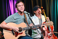 Phillip Phillips visits MIX 106.1
