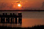 Charleston Waterfront Park Sunrise