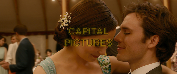 Me Before You (2016)<br /> Emilia Clarke, Sam Claflin   <br /> *Filmstill - Editorial Use Only*<br /> CAP/KFS<br /> Image supplied by Capital Pictures