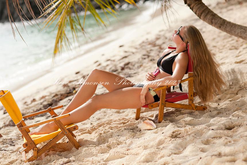 Alex Krasny<br /> Honeymoon Beach<br /> St. John, U.S. Virgin Islands