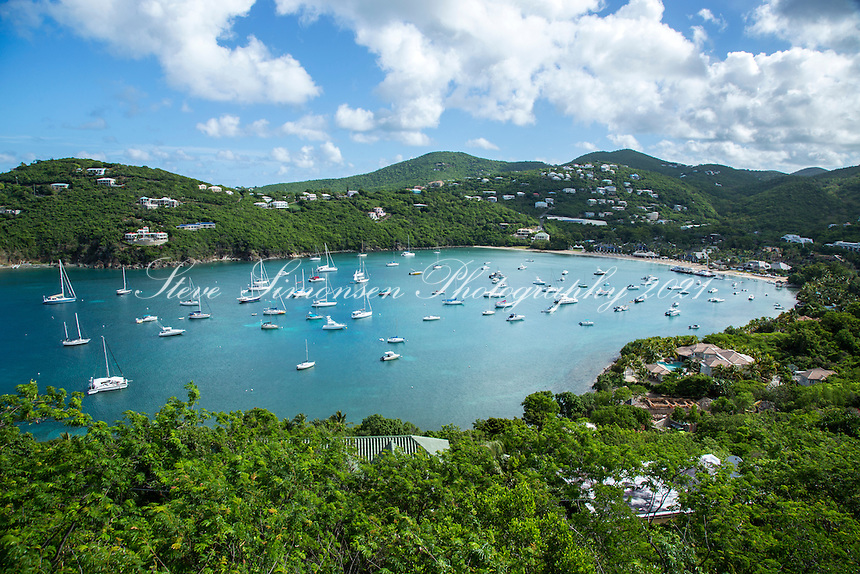 Great Cruz Bay and the Westin Resort<br />