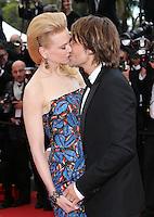 "Nicole Kidman & keith Urban at the "" Inside Llewyn Davis "" 1ere at the 66th Cannes Film Festival"