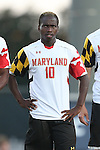 13 September 2013: Maryland's Sunny Jane. The University of North Carolina Tar Heels hosted the University of Maryland Terrapins at Fetzer Field in Chapel Hill, NC in a 2013 NCAA Division I Men's Soccer match. The game ended in a 2-2 tie after two overtimes.