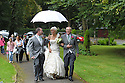 The Wedding of Martin and Laura Simpson held at Bolton School.<br /> Pictures by Paul Currie