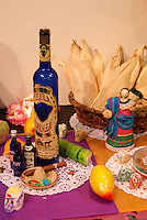 Mexican day of the Dead Altar