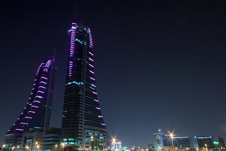 Kingdom Of Bahrain, The Skylines in Bahrain