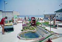 Mini Golf next To Atlantic Sands Motel in Rehoboth Beach, DE. 1960's