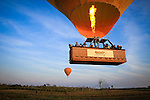 20090615 June 15 Cairns Hot Air Ballooning
