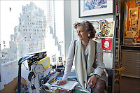 Fran&ccedil;oise Mouly, Art Editor, The New Yorker Magazine
