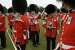 The Guards Polo Club, Windsor Great Park. England.