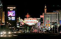 Las Vegas Nevada  Welcome to Las Vegas Sign