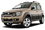 Fiat Panda 5 Door 4x4 Stock Photo