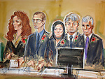 Week 2 of News Int phone hacking trial