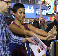 MAY 24 X-Men: Apocalypse Cast Visit Good Morning America