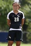 11 October 2009: Florida State's Rachel Lim. The Duke University Blue Devils played the Florida State University Seminoles to a 0-0 tie after overtime at Koskinen Stadium in Durham, North Carolina in an NCAA Division I Women's college soccer game.
