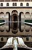 Court of the Myrtles in the Alhambra Palace<br /> <br /> Patio de los Arrayanes en el Palacio de Alhambra<br /> <br /> Myrthenhof im Alhambra Palast<br /> <br /> 3929 x 2506 px<br /> Original: 35 mm slide transparency