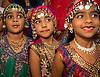 Diwali Festival of Lights celebration at T.H. Rogers, November 1, 2013.